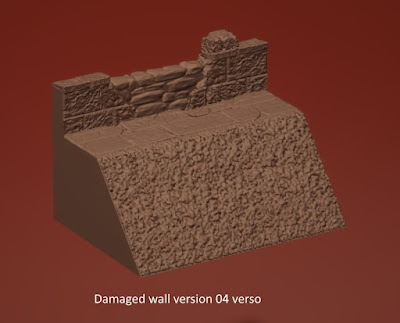 Damaged Wall Sections picture 4