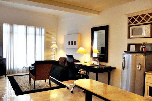 Buciness Suite of Vivere Hotel