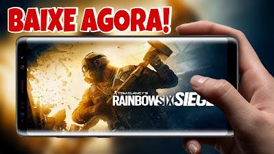 Rainbow Six grátis