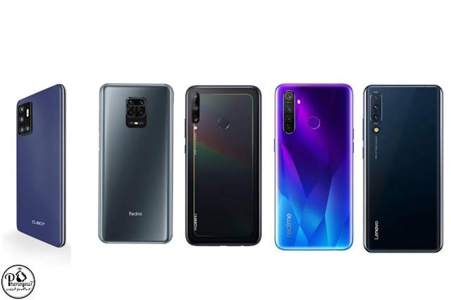 افضل 5 هواتف تحت 4000 جنيه لشهر مايو 2020