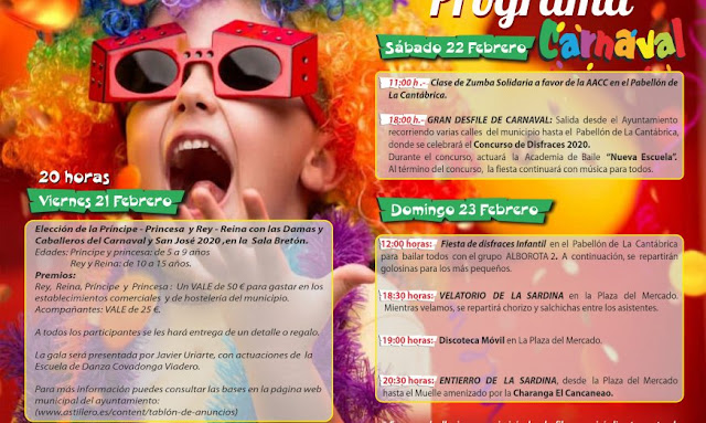 Carnaval en Astillero 2020