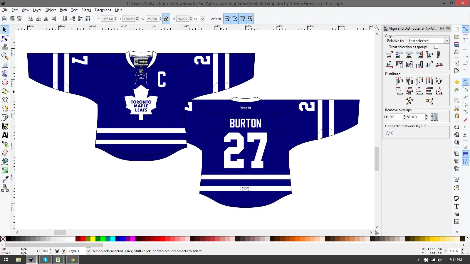 Burton Hockey Design: Tutorial