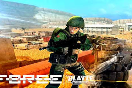 Bullet Force Mod (Unlimited) Apk + Data Android Download