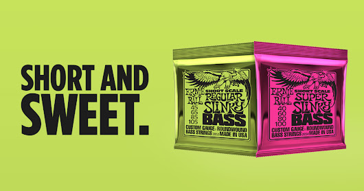 Ernie Ball Guitar Strings and Slash--Two Innovative Cats