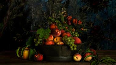 Fotos de flores y frutos premiadas en IGPOTY N.13. Naturaleza Muerta