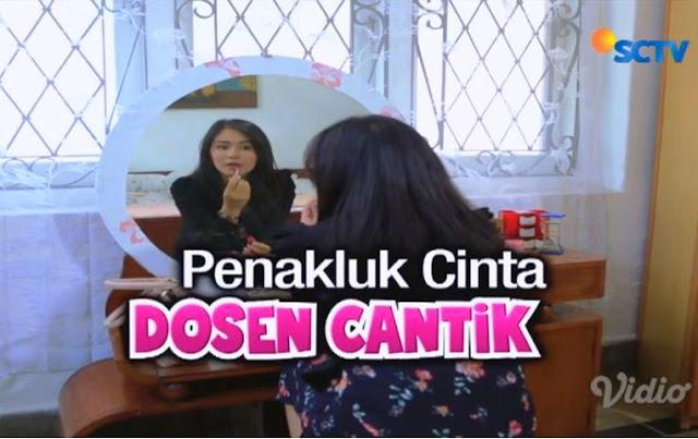 Daftar Nama Pemain FTV Penakluk Cinta Dosen Cantik SCTV Lengkap