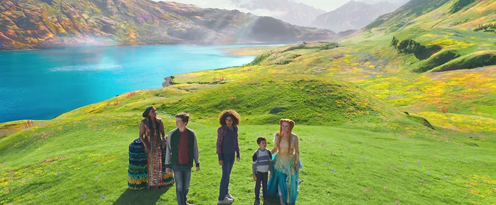 A Wrinkle in Time: My take on the movie starring Oprah Winfrey