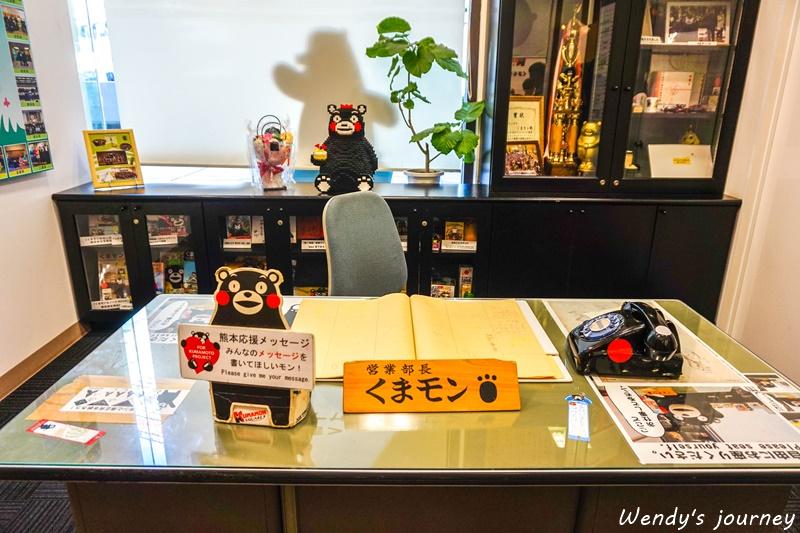 熊本熊辦公室