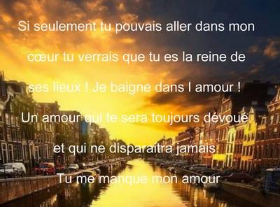 Petit Texte Pour Dire Tu Me Manque Messages Et Textes Damour