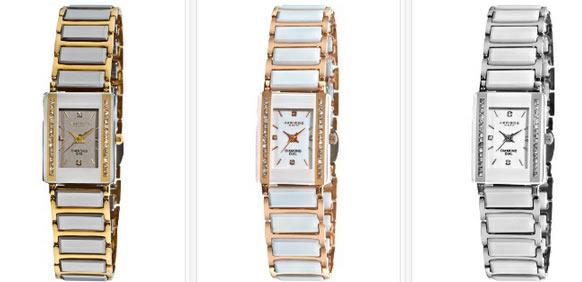 Reloj casio de mujer cuadrado