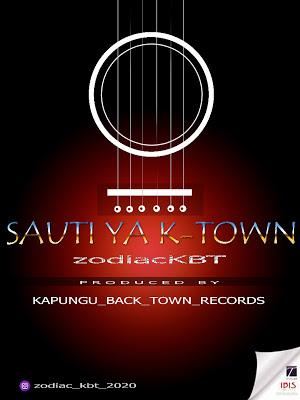 Audio | Zodiac KBT - Sauti ya K-Town