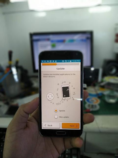 S5 LTE SCL23