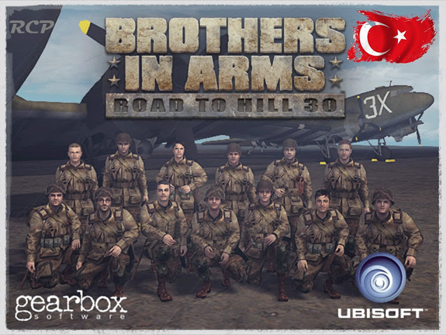 Brothers in Arms Road to Hill 30 %100 Türkçe Yama
