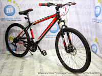 26 Inch Exotic ET2699 Disc Frame Alloy 21 Speed Mountain Bike