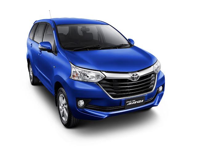 Penjualan Toyota Oktober 2017