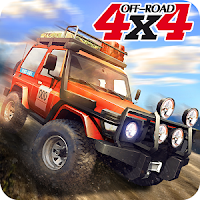 Off Road 4×4 Hill Jeep Driver v1.3 Mod Apk (Unlock All Vehicles)