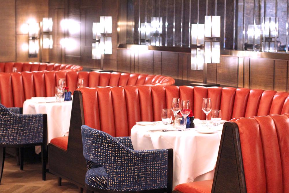 The Devonshire Club private members club & restaurant, London - UK lifestyle blog
