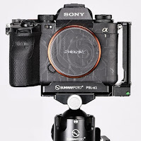 Sunwayfoto PSL-a1 Custom L Bracket for SONY α1 Camera Preview