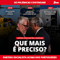 PS SIRESP COSTA CORRUPÇÃO apodrecetuga genocidio socialista