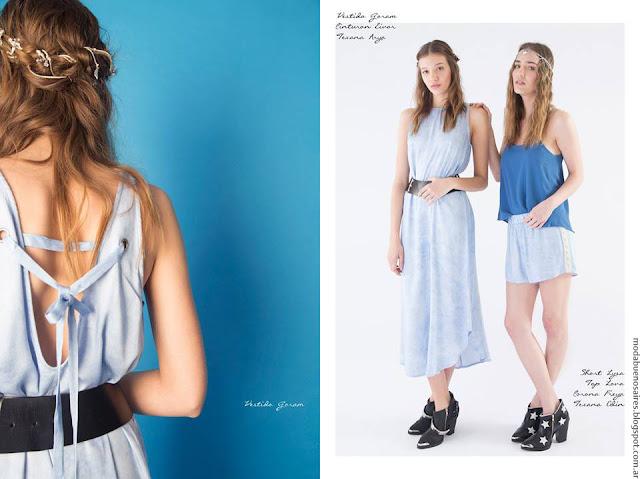 Vestidos de verano 2017 La Cofradía. Moda verano 2017.