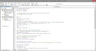 sample code - afahru.com