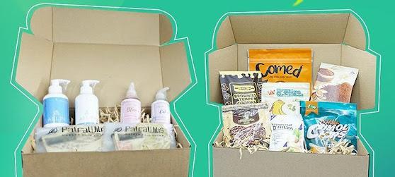 Aturtoko Giveaway! Win Aturtoko Hunger Box and Beauty Box