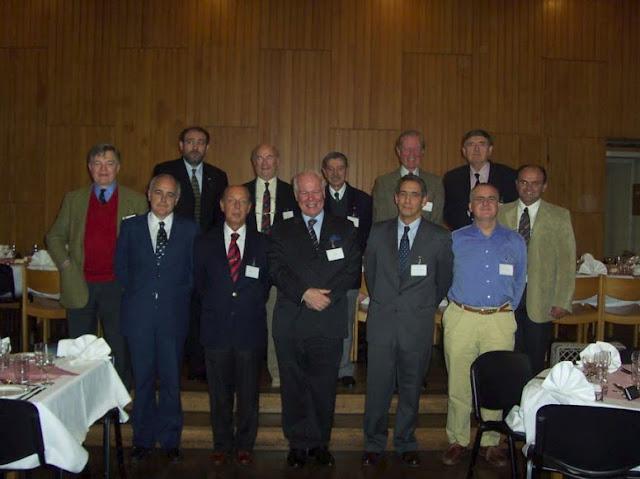 Participants at Nottingham University