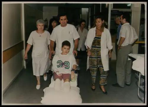 26 χρόνια μετά το φρικιαστικό του ατύχημα στο Τολό, ο Bασίλης Δοσούλας γράφει βιβλίο