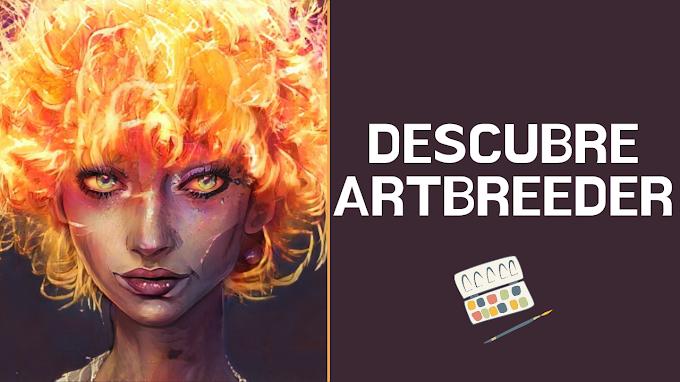 Descubre Artbreeder: ¡tu propio editor de personajes, paisajes y más!
