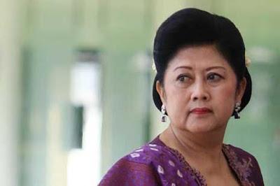 "Ani Yudhoyono ""Tampar"" Pernyataan Ruhut Soal Agus"