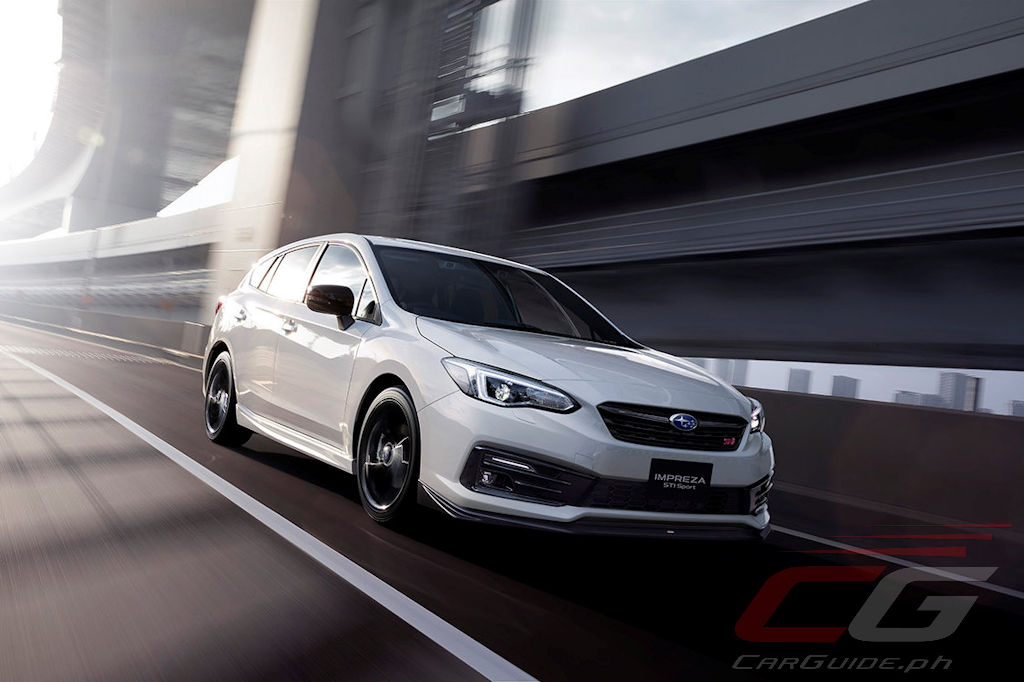 Subaru Expands STI Offering with 2021 Impreza STI Sport ...