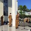 Pj. Sekda Alpian Ingatkan SKPD Berikan Pelayanan Terbaik dan Patuhi Prokes Covid-19 Pada Apel Gabungan