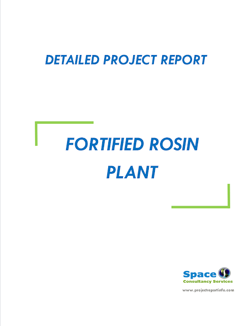 Project Report on Fortified Rosin Plant