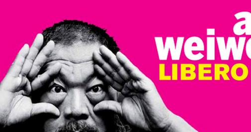 Ai Weiwei. Libero - a cura di Arturo Galansino