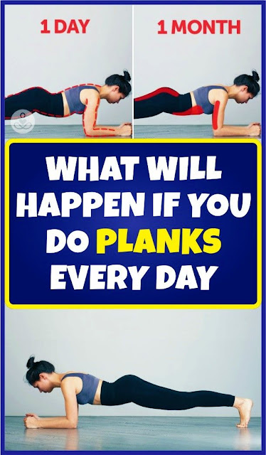 Experts Explain The Benefits Of Doing Planks Every Day
