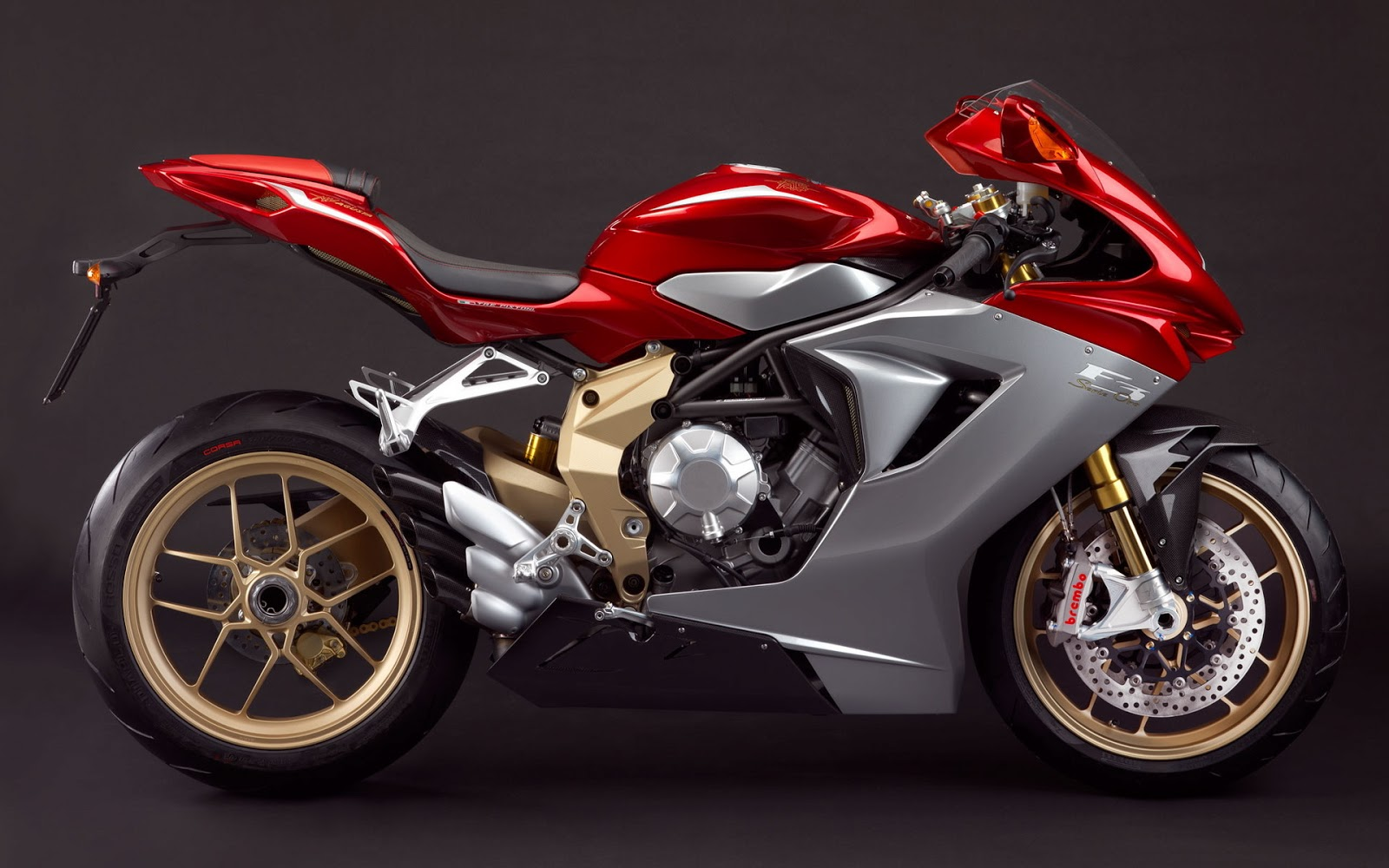All 'bout Cars: MV Agusta launches the F3 800