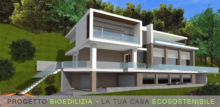 Casa Ecosostenibile Progetto