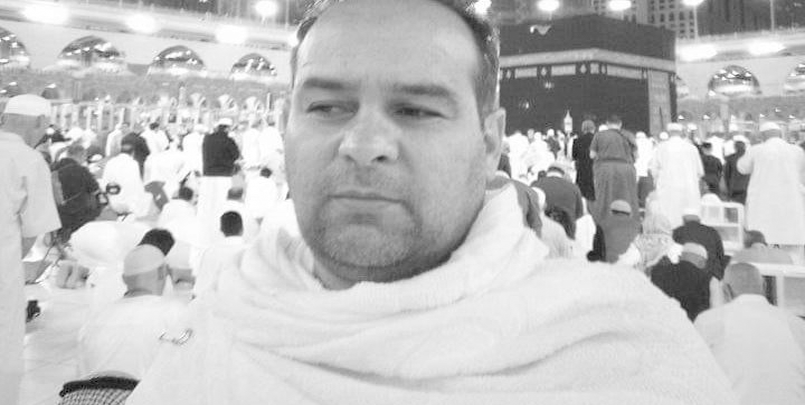 المصارع الجزائري عثماني تيجاني