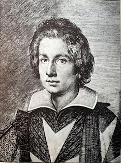 Barberini in a portait dated at around 1725, when he would have been 18 years old