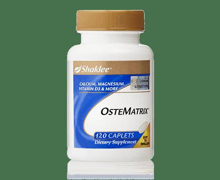 ostematrix shaklee untuk ibu mengandung