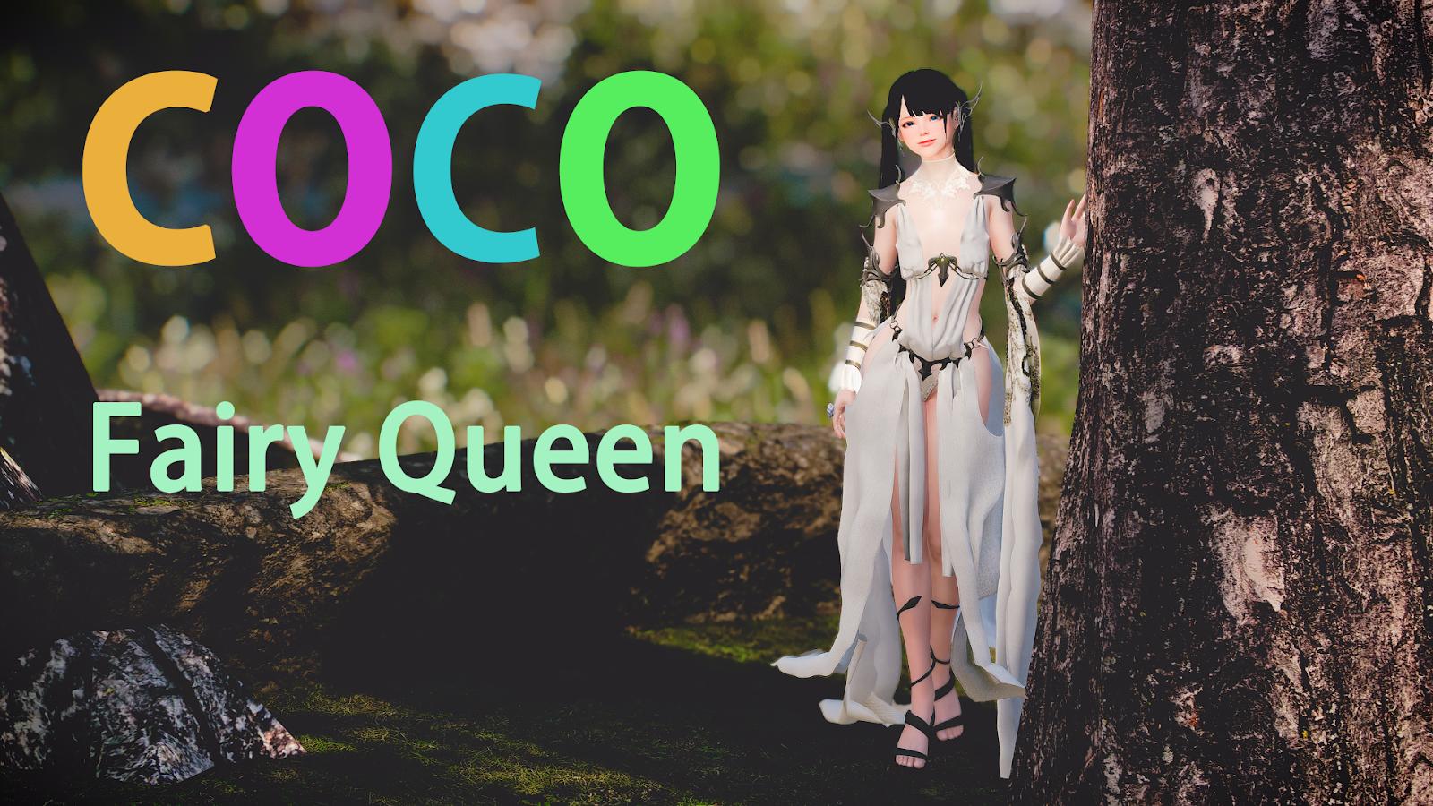 [COCO] Fairy Queen SE SMP CBBE 3BA BodySlide