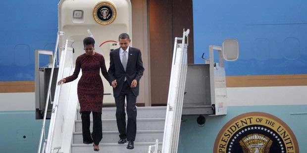 Fakta Baru: Kecanggihan Pesawat Kepresidenan Amerika ...