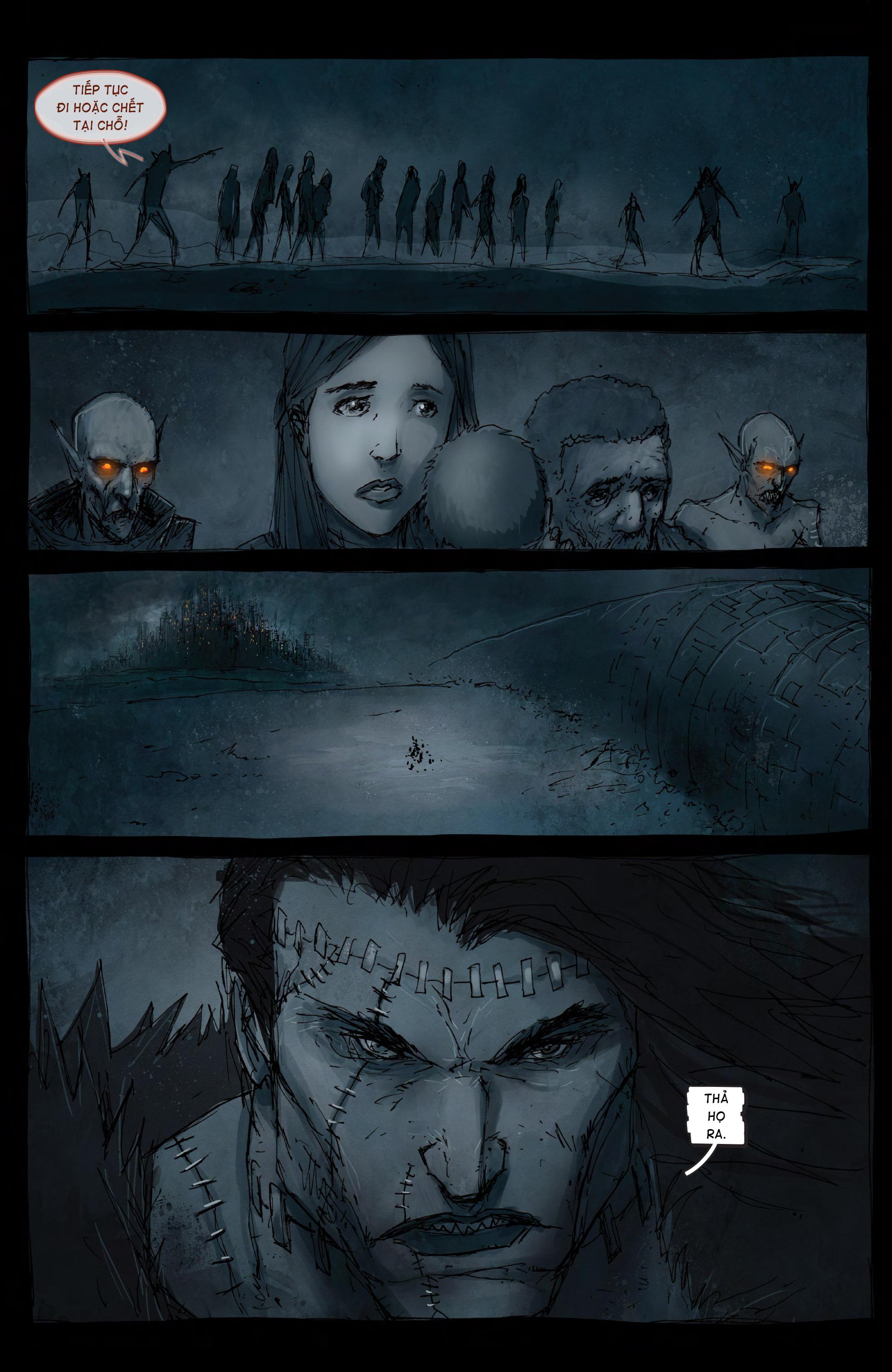 Broken Moon chương 3 trang 17