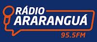 Rádio Araranguá FM 95,5 de Araranguá - Santa Catarina