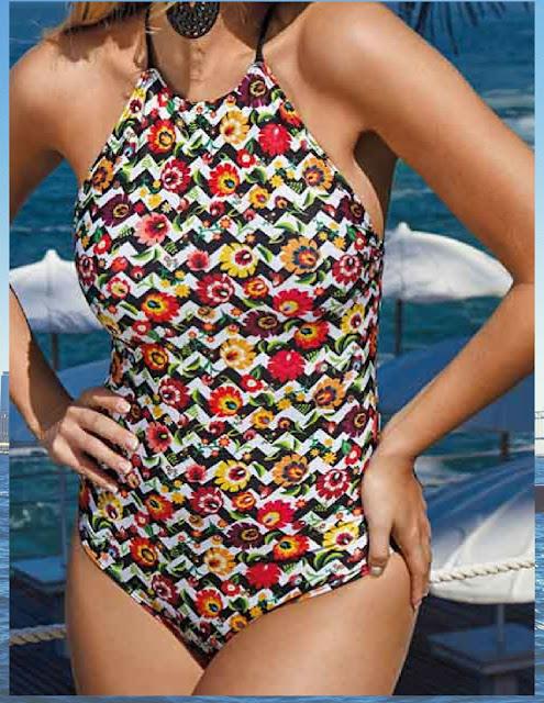 67add4f3f Pure Style   DeMillus apresenta sua coleção de moda praia verão 2018