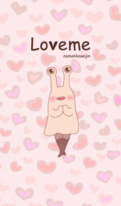 namekkoseijin (Loveme)