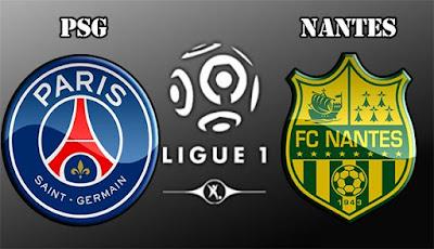 بث مباشر مشاهدة مباراة باريس سان جيرمان ونانت اليوم