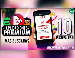Top 10 Aplicaciones PREMIUM CON TODO ILIMITADO Mas Buscadas Abril 2019 | Mejores apps android