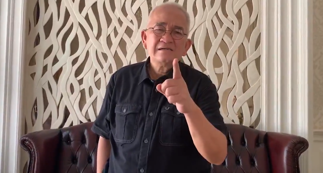 KAMI Jadi Ancaman Gibran Rakabuming di Solo, Ruhut Sitompul: Dia Anak Pak Jokowi