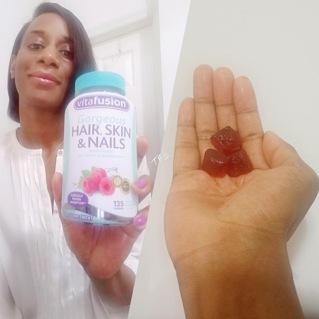 Vitafusion Gorgeous Hair Skin And Nails 57